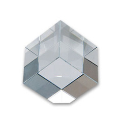 CR026-D - 40 Rotating Cube - 3 sides